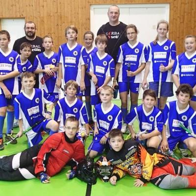 ZETPRO podpora Florbal team 2
